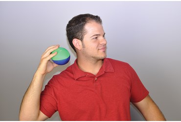 Doppler Football Demonstration Kit for Physical Science and Physics