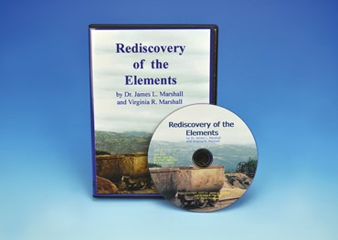 Rediscovery of the Elements Chemistry DVD