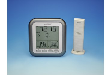 Wireless Weather Station for Earth Science and Meteorology