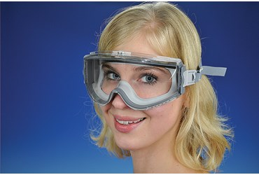 Uvex® Lab Safety Goggles