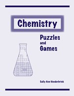 Chemistry Puzzles and Games Activity Book