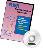 Flinn's Teaching Chemistry Video Series DVD Set Experimental Science