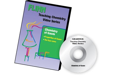 Flinn's Teaching Chemistry Video Series DVD Set Chemistry of Gases