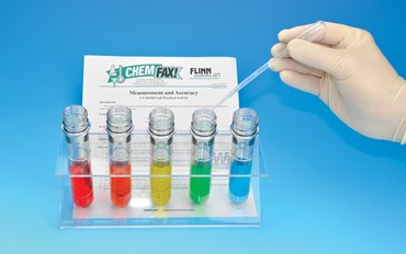 Measurement and Accuracy - A Colorful Lab Practical Kit