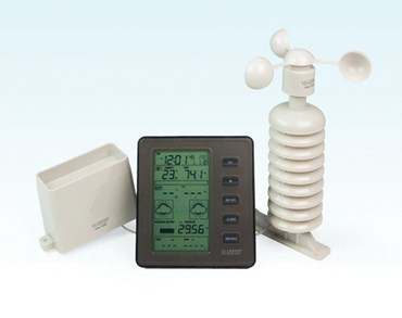 Digital Barometer and Thermometer