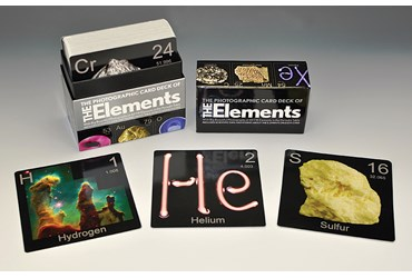 The Elements Card Deck