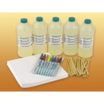 Introduction to Paper Chromatography Chemistry Laboratory Kit