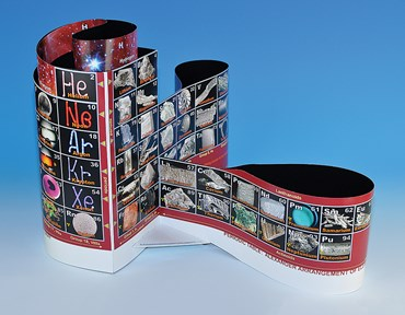 Forever 3D Periodic Table