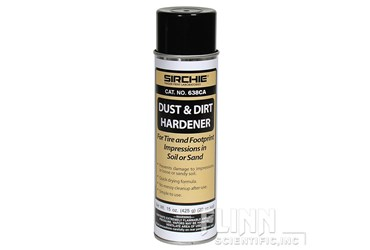 Aerosol Dust And Dirt Hardener Spray for Forensics