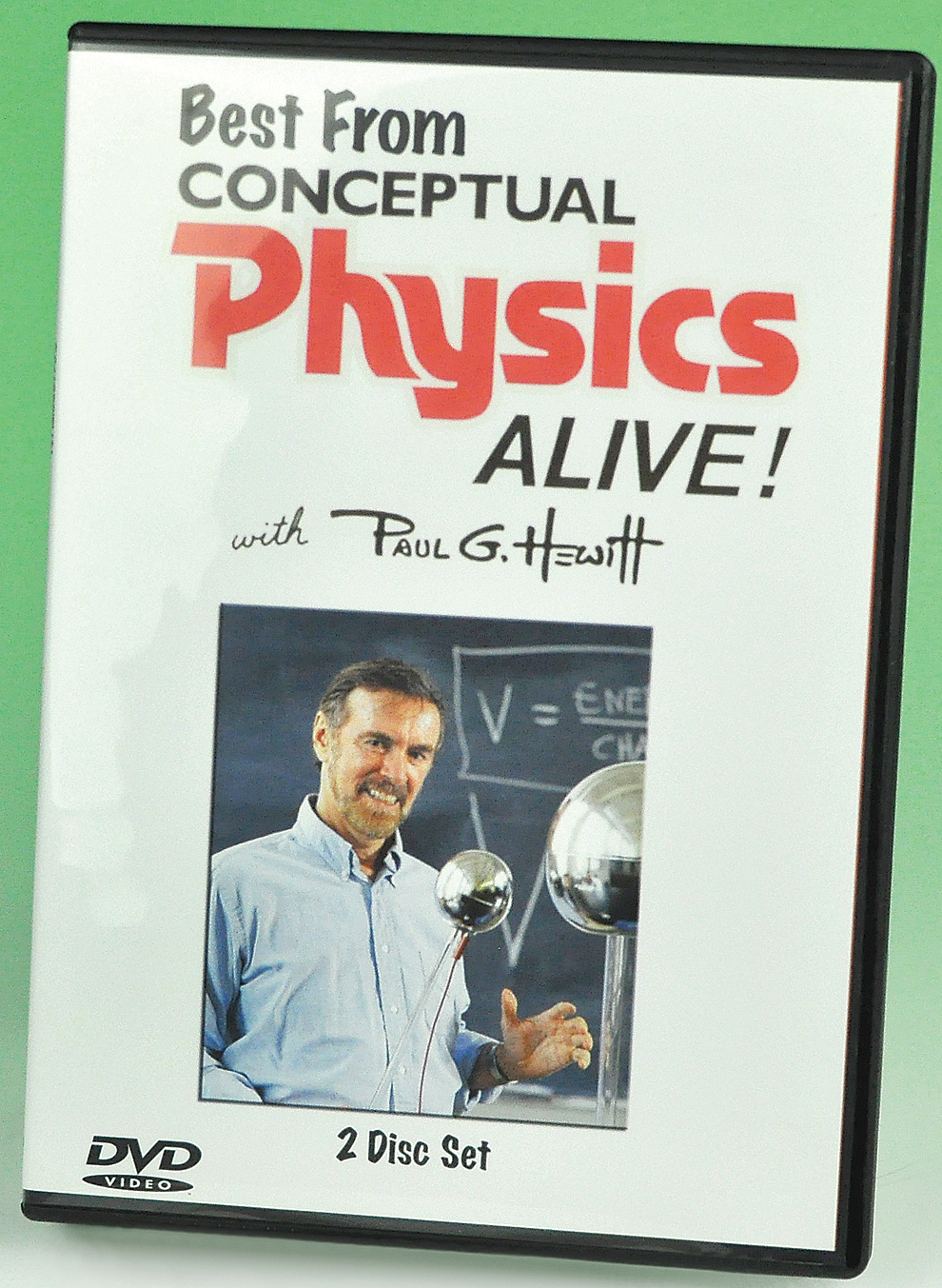 Best from Conceptual Physics Alive, DVD Set
