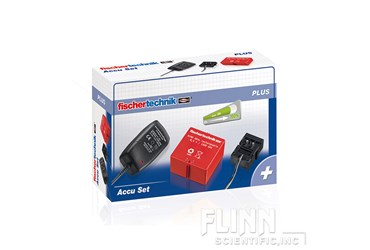 Accu Set Rechargeable Battery and Charger