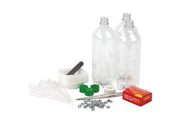 Cartesian Diver Design Challenge and Guided-Inquiry Kit for Physical Science and Physics