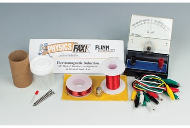 Electromagnetic Induction and Faraday's Law Advanced Inquiry Lab Kit for AP* Physics 2