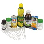 General, Organic and Biological Chemistry (GOB) Lab Kit: Vitamin C Analysis