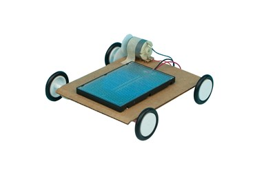 Solar-Powered Cars—Flinn STEM Design Challenge™