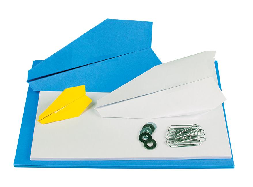 Paper Airplanes—Flinn STEM Design Challenge™