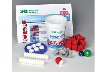Magnetic Water Molecules Kit 1-Cup Set