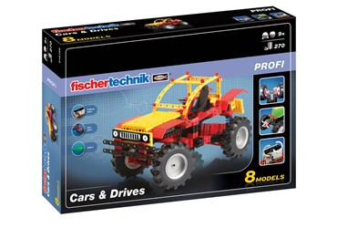 Drive Systems Model Building Kit for Physical Science and Physics