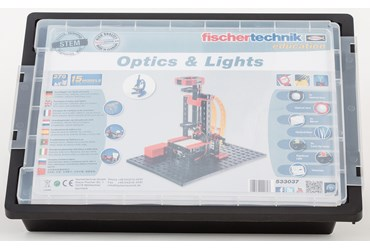 Optics and Light Model Building Kit for Physical Science and Physics