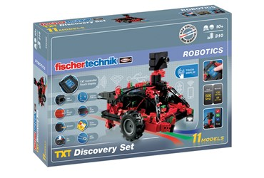 Advanced Robotics Kit for Physical Science and Physics