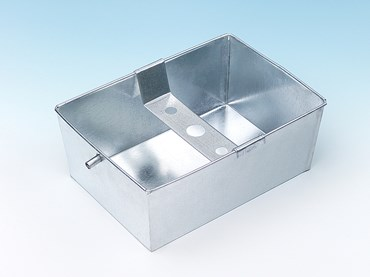 Stainless Steel Pneumatic Trough
