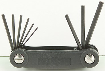 Hex Key Set (Allen Wrench)
