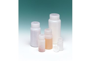 Polyethylene Wide Mouth Bottle 30 mL