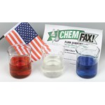 Old Glory Chemical Demonstration Kit