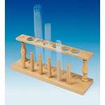 Wooden Test Tube Rack for 22 mm Tubes