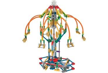 K'NEX® STEM Explorations Swing Ride Building Set for Physics and Physical Science