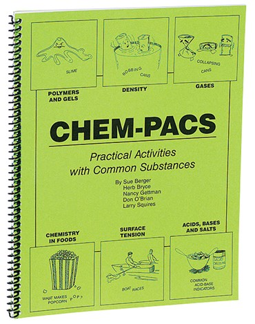 Chem-Pacs Practical Chemistry Activities with Common Substances Lab Manual