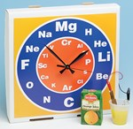 The Electrochemical Clock Oxidation-Reduction Chemical Demonstration Kit