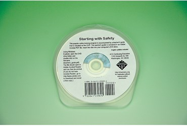 Starting with Safety: An Introduction for the Academic Chemistry Laboratory DVD