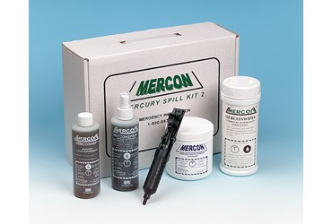 Mercontainer™ for Mercury Spill Clean Up
