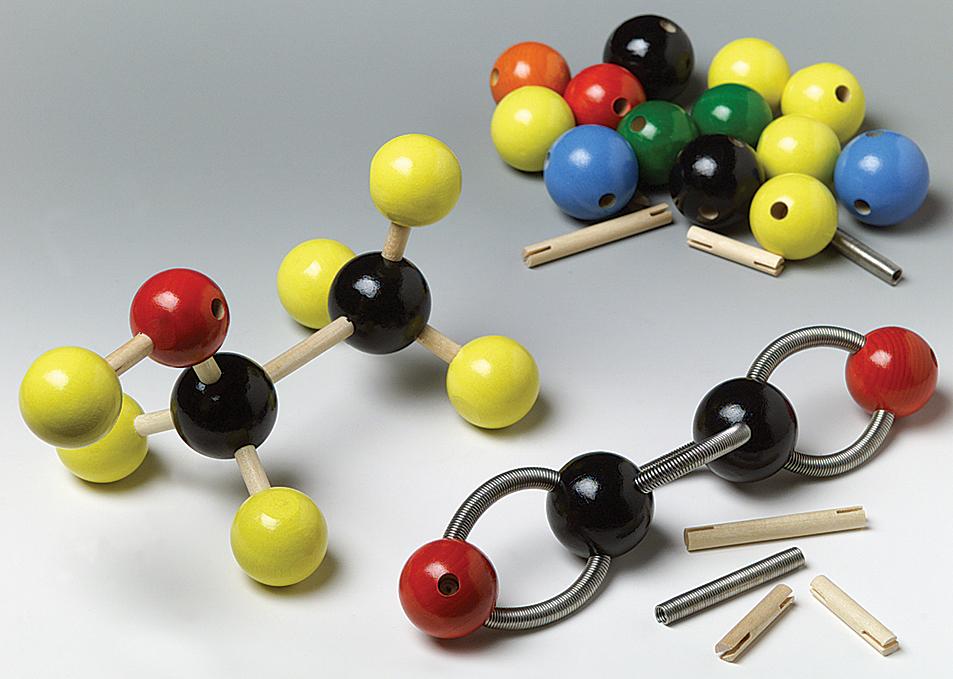 Molecular Model Set 1 Atoms 104 Piece