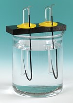 Brownlee Electrolysis Apparatus with Battery Jar