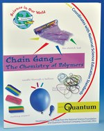 Chain Gang and the Chemistry of Polymers Activity Lab Manual