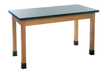 "Student Lab Table, Plastic Laminate, 24"" x 48"" x 30"""