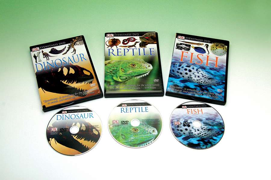 Eyewitness Video Fish Dvd