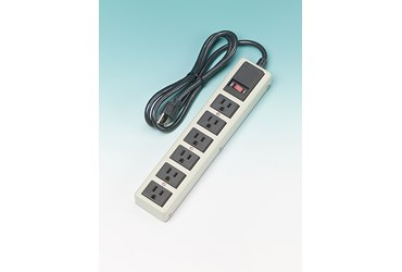 Six-Oulet Power Strip