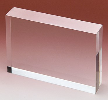Index of Refraction Acrylic Plate