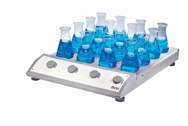 Multi-Channel Magnetic Stirrer, 10-Channel, MS-M-S10
