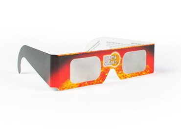 Eclipse Shades Safe Solar Glasses