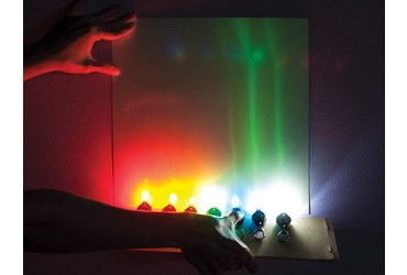 Photoelectric Effect Chemical Demonstration Kit