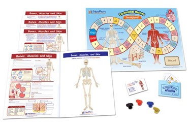 Bones, Muscles & Skin - NewPath Science Learning Center