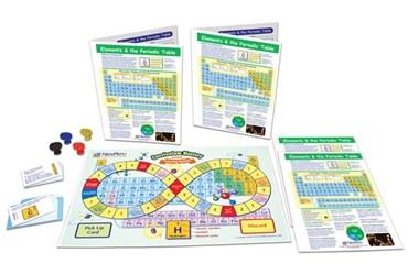 Elements & the Periodic Table - NewPath Science Learning Center