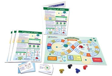 Properties of Atoms - NewPath Science Learning Center