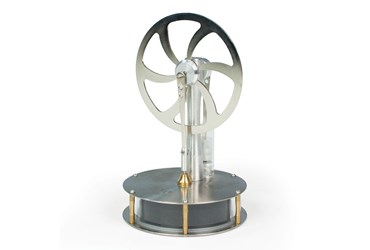 Stirling Engine for Physics and Physical Science Thermodynamics and Heat