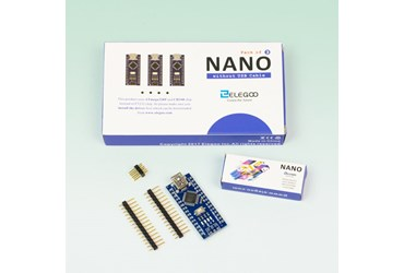 Arduino Nano V3.0 Boards, Package of 3