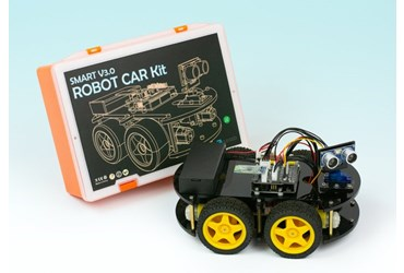 Robotic Smart Car